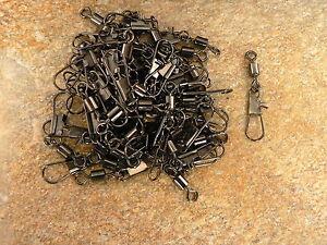 50-prazisionswirbel-vertebras-con-seguridad-mosqueton-talla-2-hasta-tamano-14-pescar