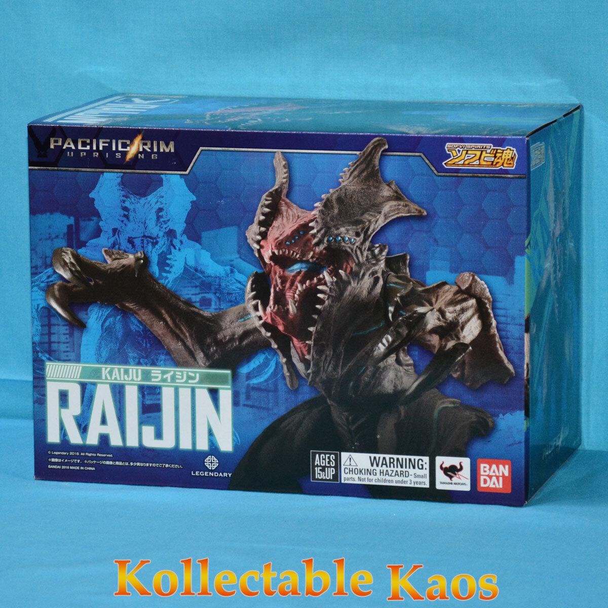 Pacific Rim Rim Rim Uprising - Raijin Action Figure ecdc2a