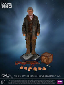 Doctor Who: La Guerre 1/6 Figurine 12   Doctor Who: The War 1/6 Figurine 12″ Big Chief Studios