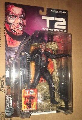 RARE Terminator 2 Judgment Day T-800 Arnold Schwarzenegger Toys Action Figure