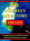 The Nigerian Directory by 1st World Library (Paperback / softback, 2005)