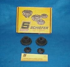 NOS SCHIEFER HD CHEVY GM CHEVY POSITRACTION CAMARO 12-BOLT POSI SIDE GEARS KIT