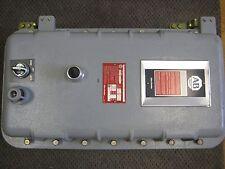 Allen Bradley Nema Size 0 Explosion Proof Motor Starter 509 Aeh A2e 3 4r 6p