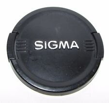 Original Sigma 72mm Lens Front Cap for 400mm f5.6 Tele APO AF MF lens B01005