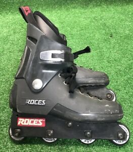 Vtg-size-7-Roces-Majestic-13-Twelve-Aggressive-Inline-Skates-Rollerblades-wow