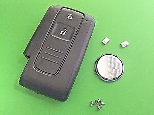 Details about Repair Kit For Toyota Corolla Verso Prius 2 Button Smart  Remote Key Fob