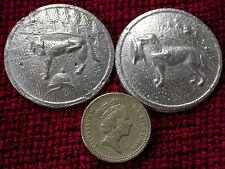 Replica Copy WW1 Medals/Tokens Dog Peeing Pickelhaube & 1st Aid Dog Propaganda