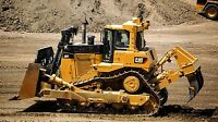 Cat Caterpillar Dozer D9 Custom Large 43 X 24 Hd Shop Poster Print.
