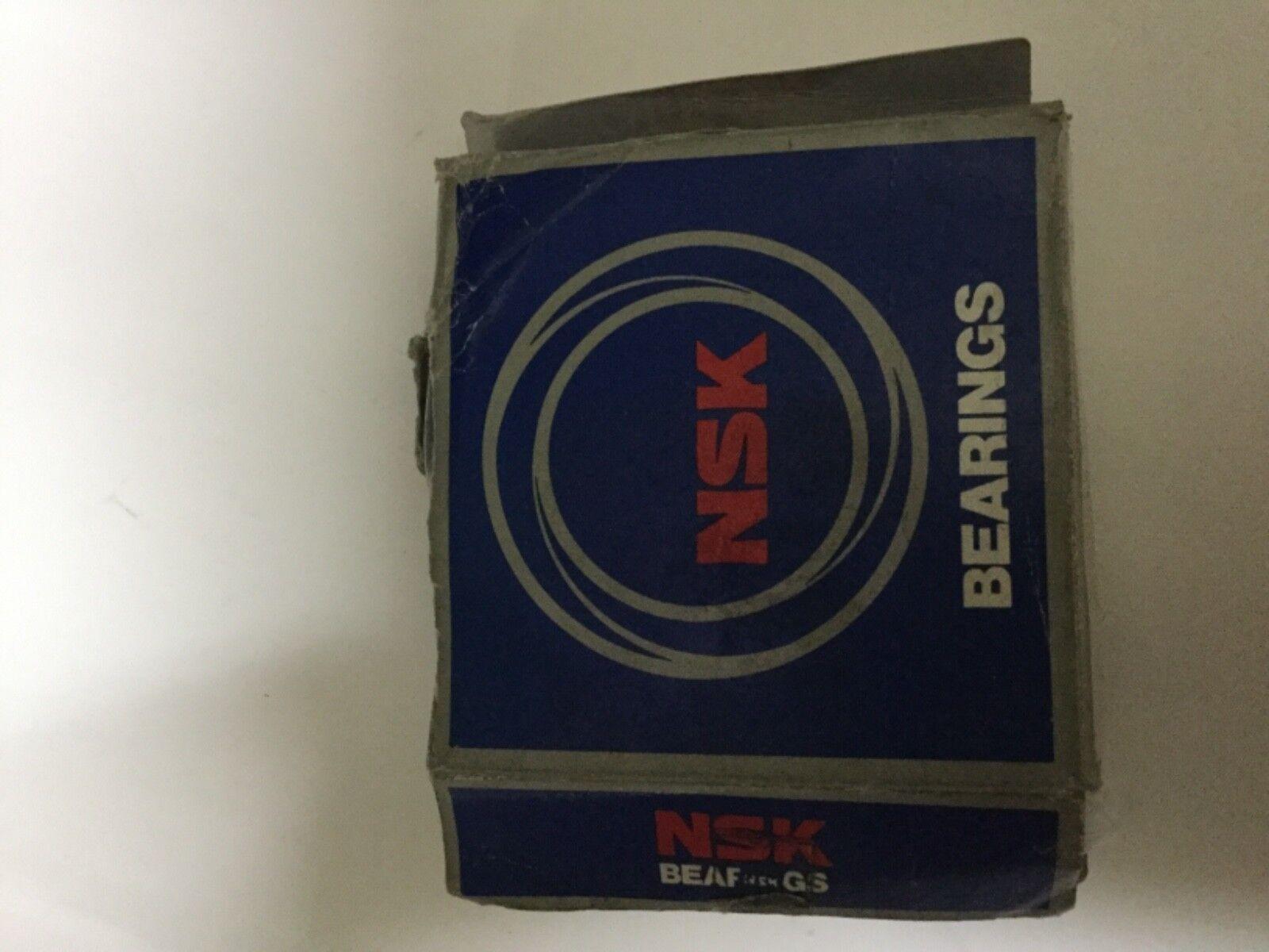 NSK 6308DU SINGLE ROW BALL BEARING Made in Japan