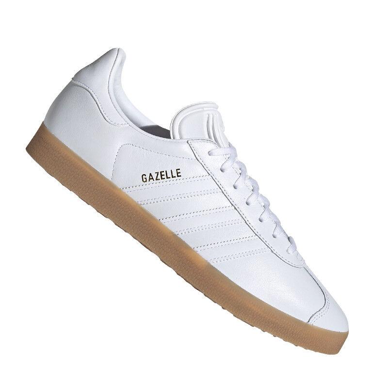 Adidas Originals Gazelle Sneakers Bianco