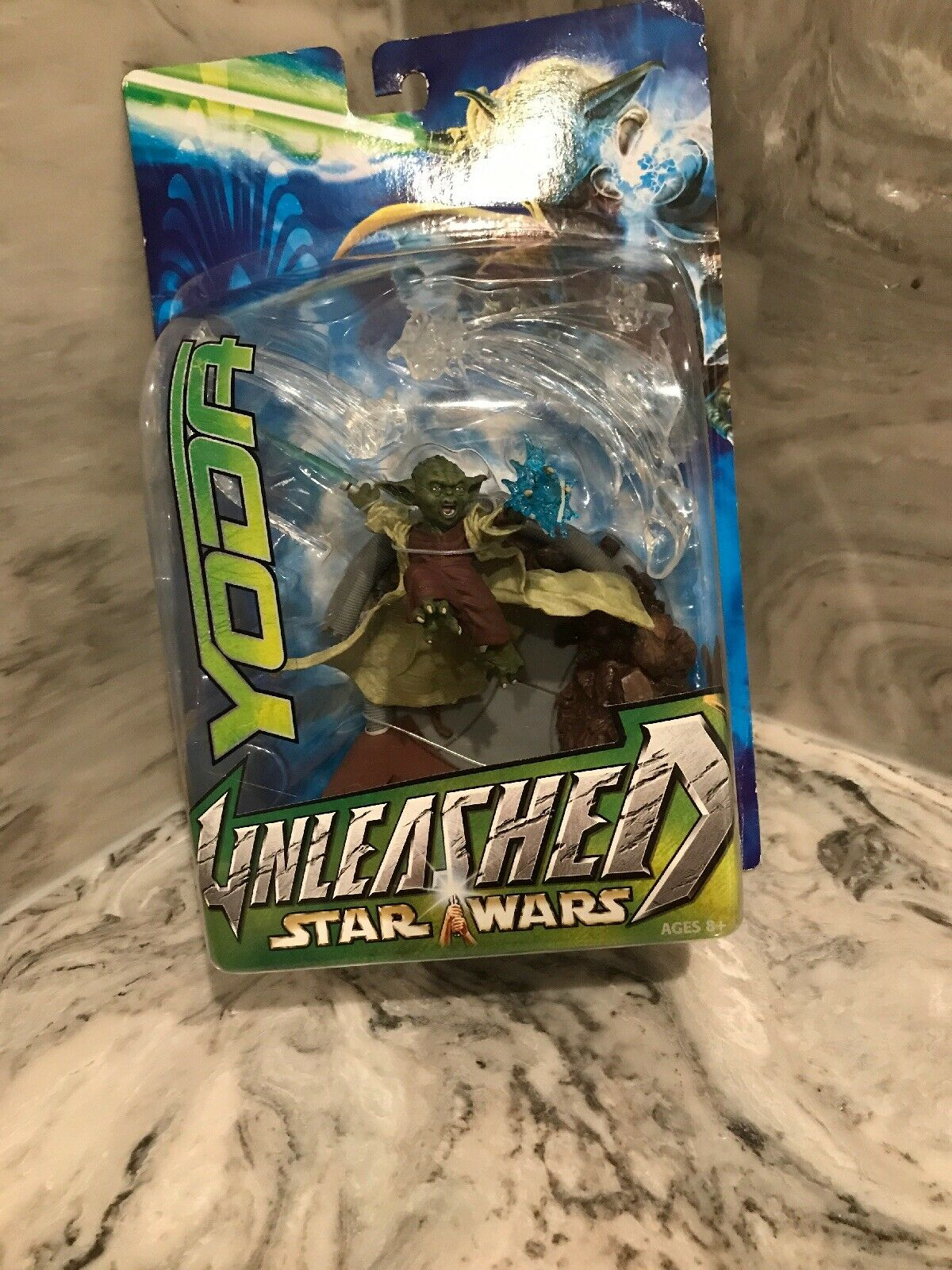 Hasbro Yoda Star Wars Unleashed Action Figure