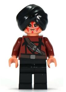 Lego Temple Guard 1 7199 Temple of Doom Indiana Jones Minifigure