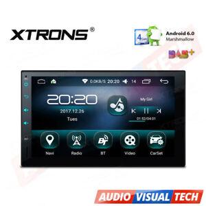 XTRONS-Android-6-0-Double-DIN-7-034-Car-Stereo-GPS-Sat-Nav-DAB-OBD2-WiFi-3G-Radio