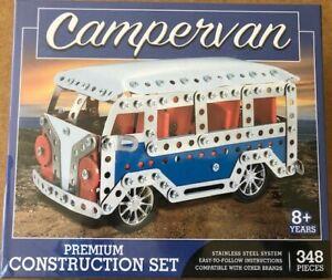 VW-CAMPERVAN-PREMIUM-CONSTRUCTION-SET-348-PIECES