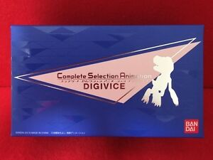 USED-Digimon-Adventure-tri-Complete-Selection-Animation-Digiwice-F-S-From-Japan
