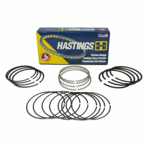 Hastings 2C5252 STD Piston Ring Set 2011-2017 Chevy Cruze Sonic 1.4 1.4L Turbo