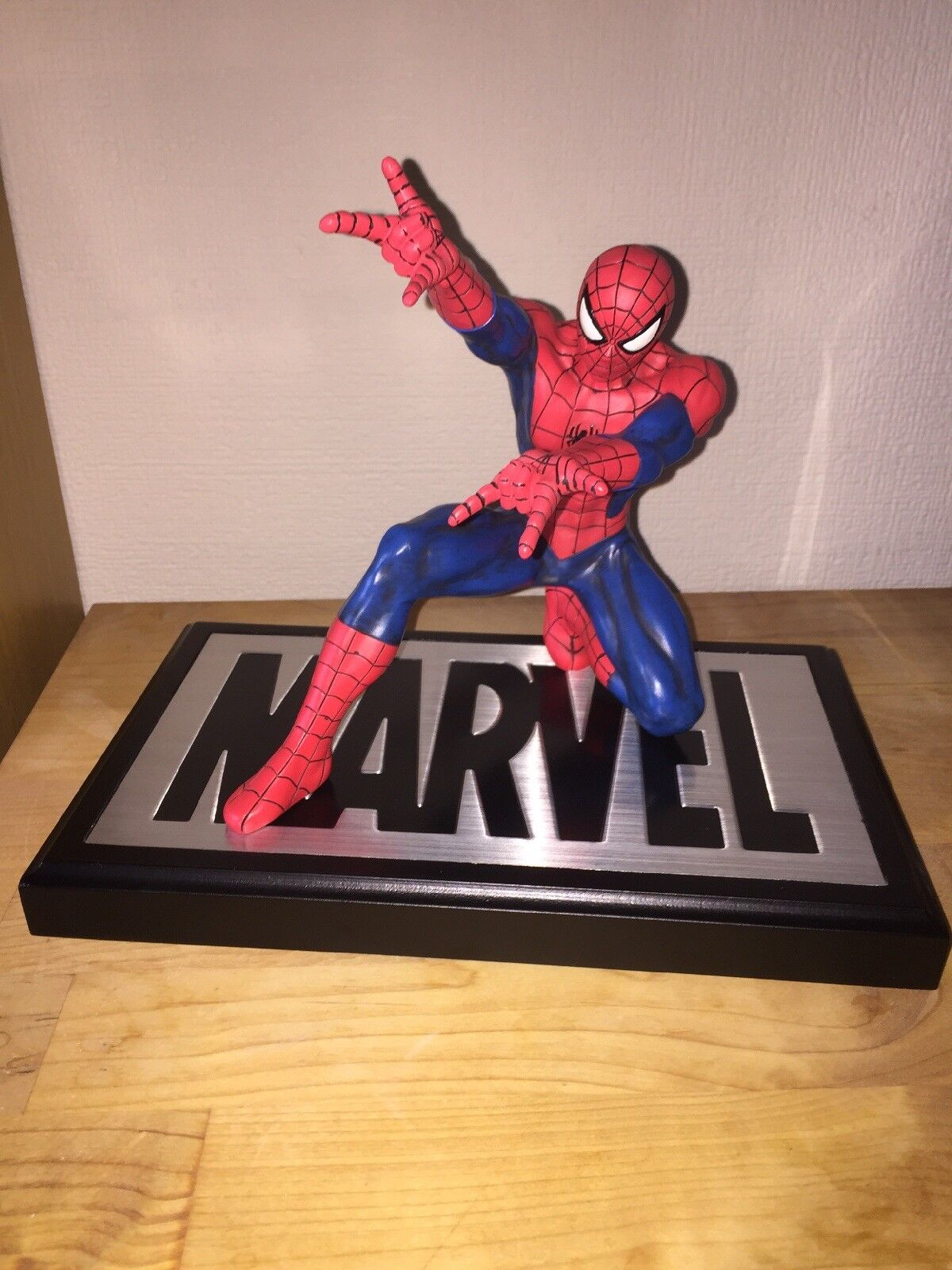 Spider-Man Statue RARE Only 300 Made