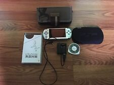 PSP 3000 Silver With Extras