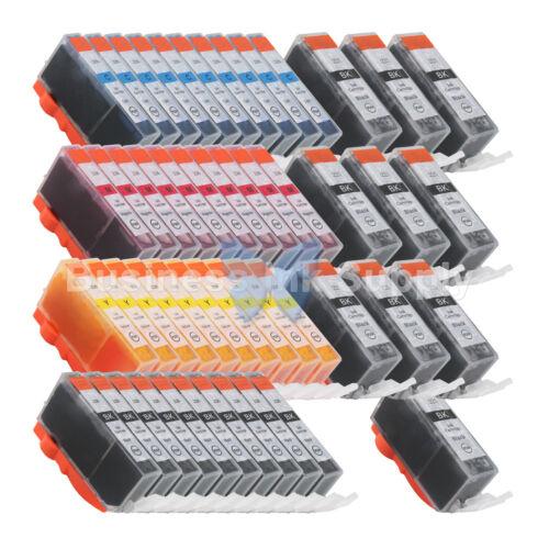 50+p PGI-225 CLI-226 Ink for Canon Printer PIXMA MX712 MX882 MX892 iP4820 *10PGI