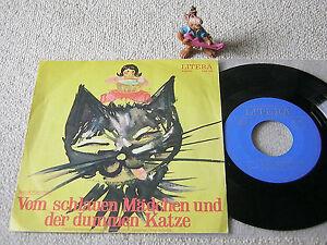 SAMUIL-MARSCHAK-Vom-schlauen-Maedchen-Warum-der-Mond-1974-DDR-7-034-EP-PS-LITERA