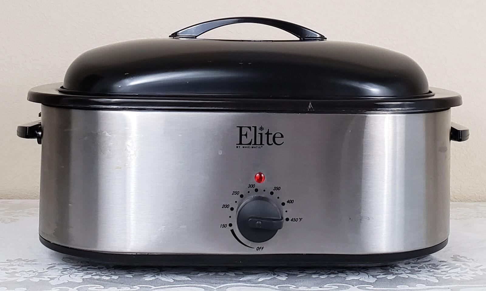 Acier Inoxydable GRILLOIR au four avec triple Buffet Serveur amovible Elite platine