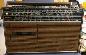 SABA-RCR-354-Radio-Transistorradio-Recorder-Radiorecorder