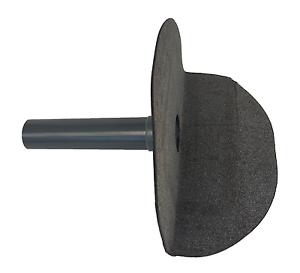 Attikaablauf-Winkelablauf-Bitumen-Flansch-Dachgully-Notentwaesserung-45-90