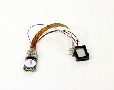 Bellissimo 58810 Esu Loksound 5 Micro, Nem 652 8 Pin Con Cablaggio-mostra Il Titolo Originale Gli Ordini Sono Benvenuti