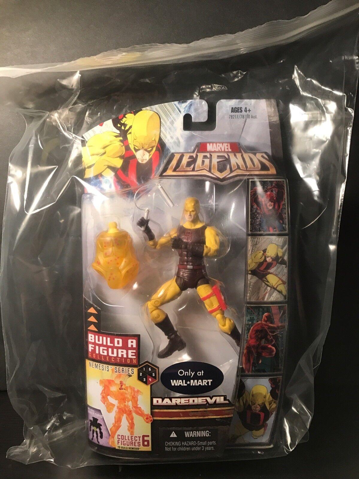 Marvel - legenden draufgänger wal-mart exklusive nemesis, schau