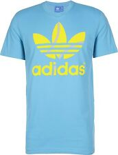 Adidas Originals Trefoil T Shirt Size S BNWT Rrp £22 See Pics For Unique Design