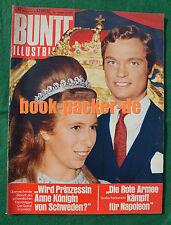 BUNTE 1970 Nr. 47 (17.11.70):Todessschwadron Brasilien/Hyponose/Brandkatastrophe
