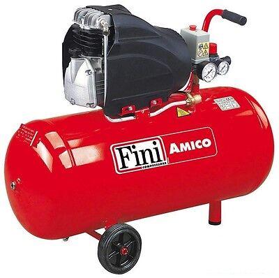 BAR 8 HP2 COMPRESSORE ARIA FINI AMICO 50//2400 Lt.50 ORIGINALE FINI