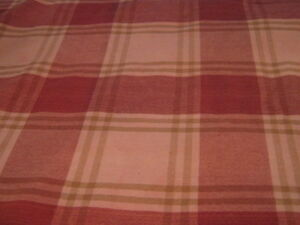 Image Is Loading Made In India Fall Autumn Wine Pinkish Plaid