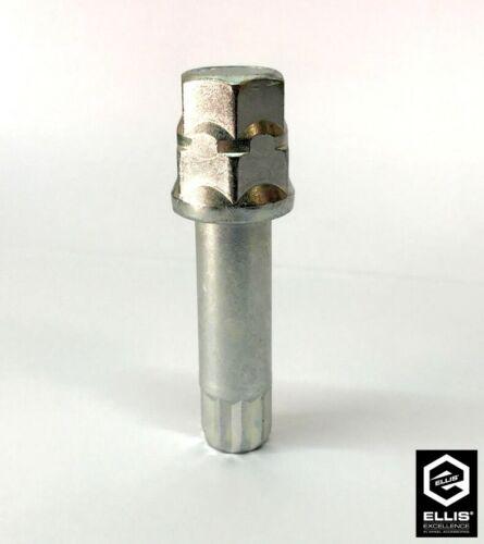 Mini Mini Alloy Wheel Tuner Bolt Nut Removal key 10 point Star Drive Tool