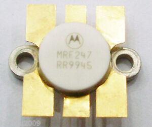 1pc-MRF247-MRF-247-NPN-SILICON-RF-POWER-TRANSISTOR-L