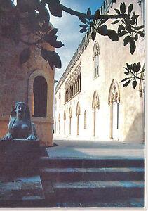 CARTOLINA-SICILIA-SICILY-POSTCARD-RAGUSA-CASTELLO-DI-DONNAFUGATA