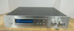 Vintage-1980-039-s-Pioneer-sr-303-Stereo-Nachhall-Verstaerker-fuer-Ersatzteile-Reparaturen