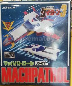MACH-PATROL-DAITARN-3-Diecast-JD-01-by-Jungle-Ltd-Licensed-By-Sunrise-LIMITED