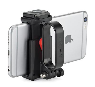 Joby- GripTight POV Kit For Smartphones 56 - 91mm + Impulse Bluetooth remote