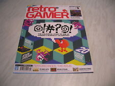 Retro Gamer magazine # 119 issue 119 vintage retro Q*Bert Atari Jaguar