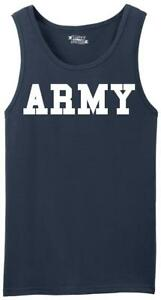 Mens-Army-Tank-Top-Military-Usa-American-Price-Soldier-Shirt