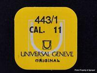 Vintage Universal Geneve Cal. 11 Set Lever Part 443/1