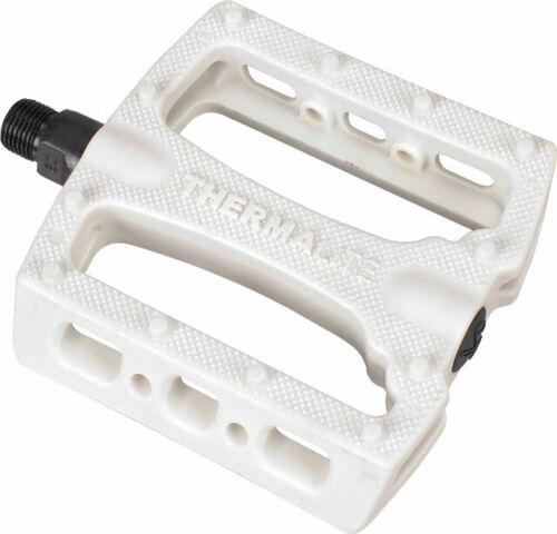 Stolen Thermalite 9//16 Pedals White