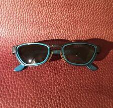 Vintage Mariella Burani Blue/Black Sunglasses