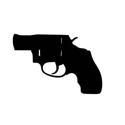 Revolver Gun Silhouette Sports Boys Car Decal Sticker For Sale Online Ebay Find & download free graphic resources for gun silhouette. revolver gun silhouette sports boys car decal sticker