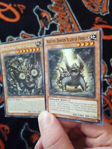 Yugioh-Redox-Dragon-Ruler-of-Boulders-Reactan-Dragon-Ruler-of-Pebbles-1st-LTGY