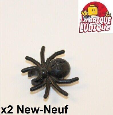 2x patte araignée Spider Leg Scorpion Tail marron f//dark brown 15064 NEUF Lego