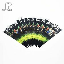 1pcs Ninjago Theme Kids Birthday Party Decoration Paper Banner Bunting(10 Flags)