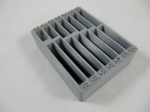 "CHANGE GEAR ORGANIZER for 6"" x 18"" ATLAS 618 METAL LATHE - CRAFTSMAN 101 or 109"