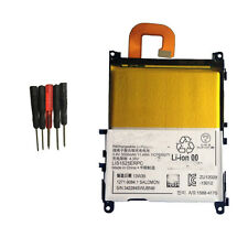 NEW LIS1525ERPC Battery for Sony Xperia Z1 L39h C6902 C6903 C6906 C6943 +Tools